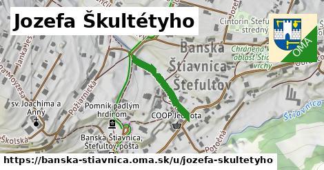 ilustračný obrázok k Jozefa Škultétyho, Banská Štiavnica