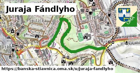 ilustračný obrázok k Juraja Fándlyho, Banská Štiavnica