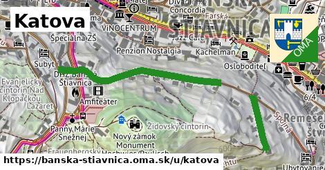 ilustračný obrázok k Katova, Banská Štiavnica