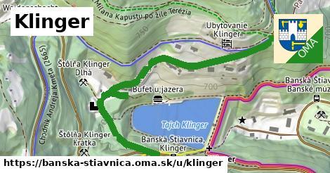 ilustračný obrázok k Klinger, Banská Štiavnica