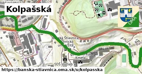 ilustračný obrázok k Kolpašská, Banská Štiavnica