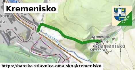 ilustračný obrázok k Kremenisko, Banská Štiavnica