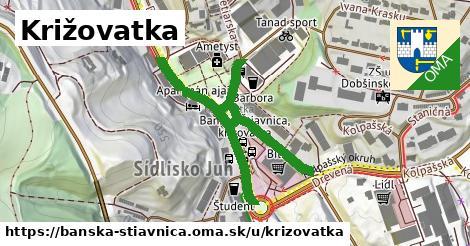ilustračný obrázok k Križovatka, Banská Štiavnica