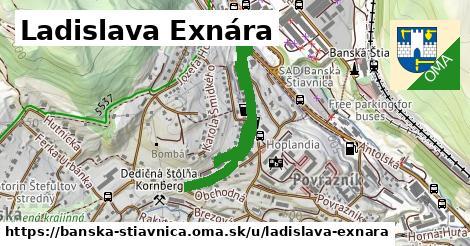 ilustračný obrázok k Ladislava Exnára, Banská Štiavnica