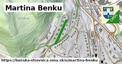 ilustrácia k Martina Benku, Banská Štiavnica - 169m