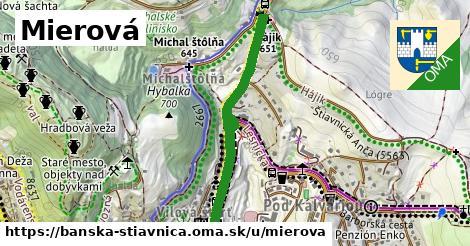 ilustrácia k Mierová, Banská Štiavnica - 0,74km