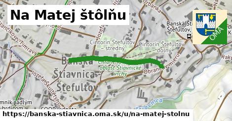 ilustračný obrázok k Na Matej štôlňu, Banská Štiavnica