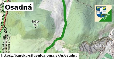 ilustračný obrázok k Osadná, Banská Štiavnica