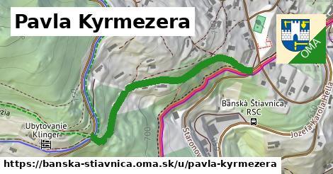 ilustračný obrázok k Pavla Kyrmezera, Banská Štiavnica