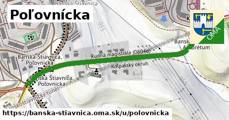 ilustrácia k Poľovnícka, Banská Štiavnica - 616m