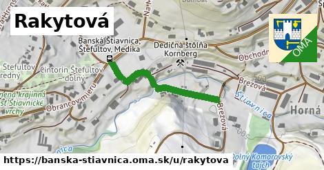 ilustračný obrázok k Rakytová, Banská Štiavnica