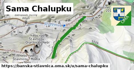 ilustrácia k Sama Chalupku, Banská Štiavnica - 305m