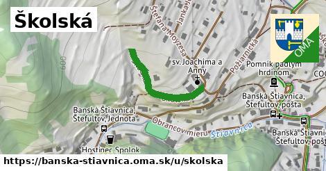 ilustrácia k Školská, Banská Štiavnica - 243m