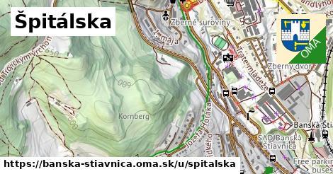 ilustračný obrázok k Špitálska, Banská Štiavnica