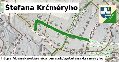 ilustračný obrázok k Štefana Krčméryho, Banská Štiavnica