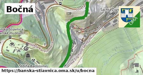 ilustrácia k Bočná, Banská Štiavnica - 488m