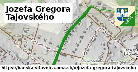 ilustrácia k Jozefa Gregora Tajovského, Banská Štiavnica - 404m