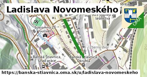 ilustrácia k Ladislava Novomeského, Banská Štiavnica - 210m