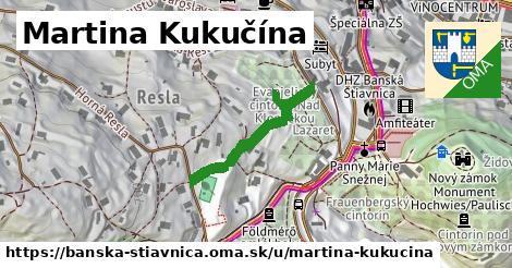 ilustrácia k Martina Kukučína, Banská Štiavnica - 306m