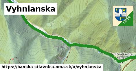 ilustrácia k Vyhnianska, Banská Štiavnica - 1,95km