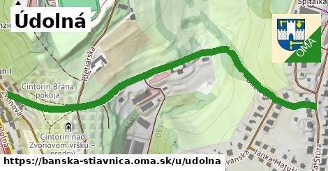 ilustračný obrázok k Údolná, Banská Štiavnica