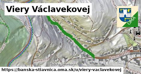 ilustračný obrázok k Viery Václavekovej, Banská Štiavnica