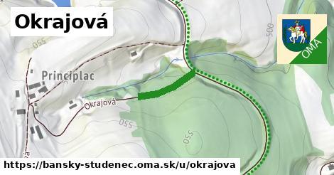 ilustračný obrázok k Okrajová, Banský Studenec
