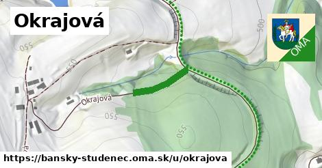 ilustrácia k Okrajová, Banský Studenec - 158m
