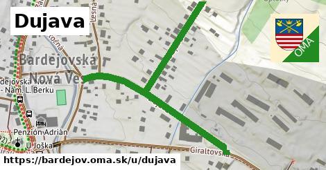 ilustrácia k Dujava, Bardejov - 621m