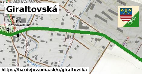 ilustrácia k Giraltovská, Bardejov - 0,88km