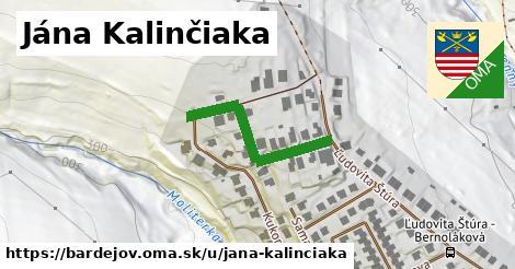 ilustračný obrázok k Jána Kalinčiaka, Bardejov