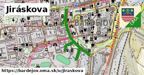 ilustrácia k Jiráskova, Bardejov - 0,94km