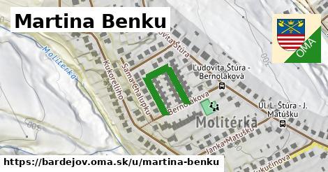 ilustračný obrázok k Martina Benku, Bardejov