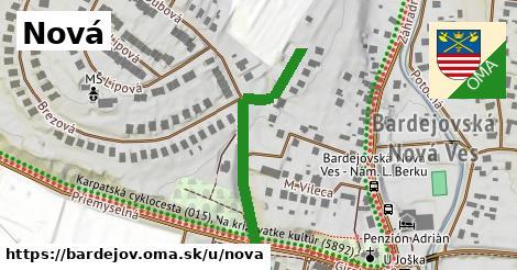 ilustračný obrázok k Nová, Bardejov