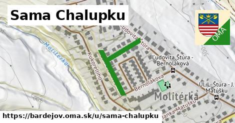 ilustrácia k Sama Chalupku, Bardejov - 283m
