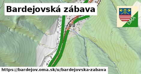 ilustrácia k Bardejovská zábava, Bardejov - 3,7km