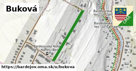 ilustrácia k Buková, Bardejov - 310m