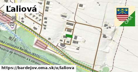 ilustrácia k Ľaliová, Bardejov - 21m