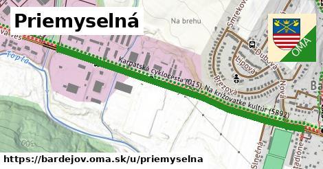 ilustrácia k Priemyselná, Bardejov - 1,91km