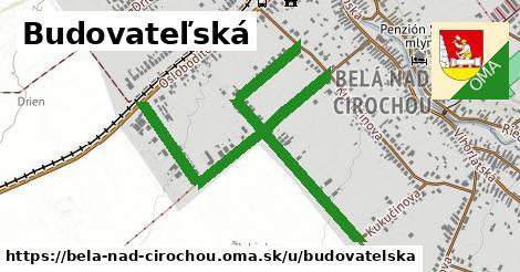 ilustrácia k Budovateľská, Belá nad Cirochou - 1,54km