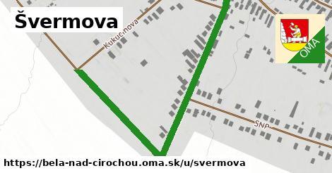 ilustračný obrázok k Švermova, Belá nad Cirochou