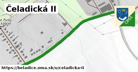 ilustrácia k Čeladická II, Beladice - 0,75km