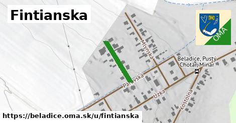 ilustrácia k Fintianska, Beladice - 153m