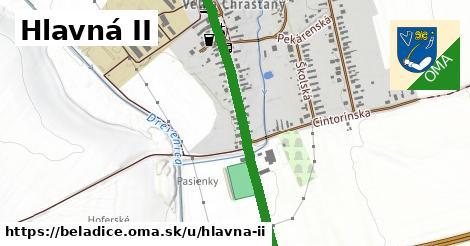 ilustrácia k Hlavná II, Beladice - 2,2km