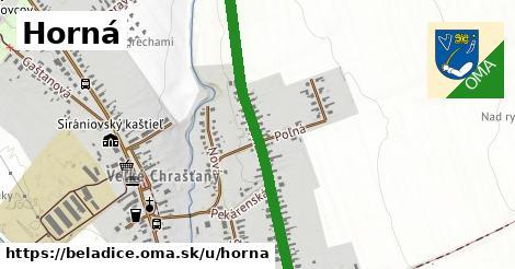 ilustrácia k Horná, Beladice - 0,98km