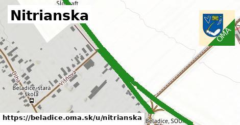 ilustrácia k Nitrianska, Beladice - 1,07km