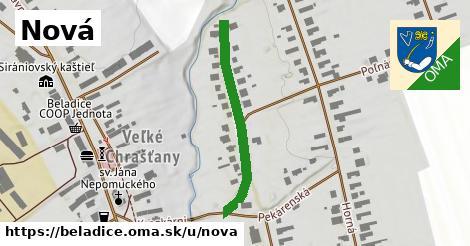 ilustrácia k Nová, Beladice - 347m