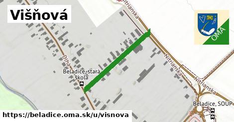 ilustrácia k Višnová, Beladice - 542m
