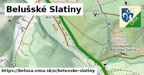 ilustrácia k Belušské Slatiny, Beluša - 1,82km