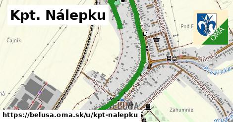 ilustrácia k Kpt. Nálepku, Beluša - 1,43km